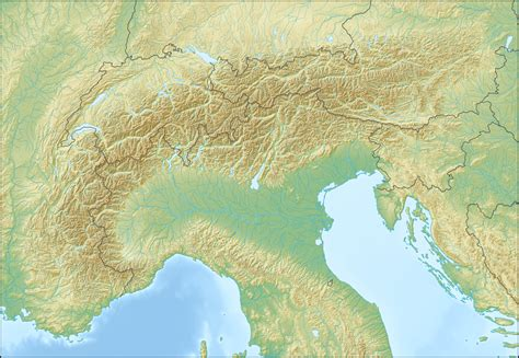 alps map file alps location map png wikimedia commons