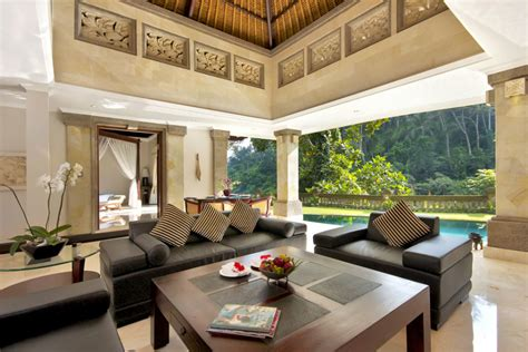 living room bali viceroy bali luxury villa resort in ubud the traveller