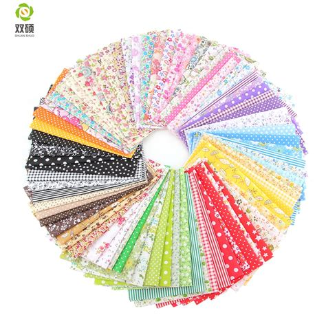 Patchwork Cotton - flower series quilting fabric cotton tissu patchwork