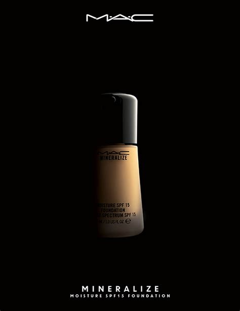 Mac Launches by New Product Alert Mac Mineralize Moisture Spf 15