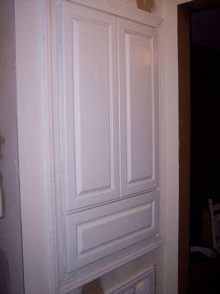 built in linen cabinet built in linen cabinet by mercerremodeling