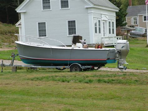 used parker boats for sale in maine downeast center consoles post pics please the hull