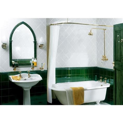 corner bath shower rail corner bath curtain rail memsaheb net