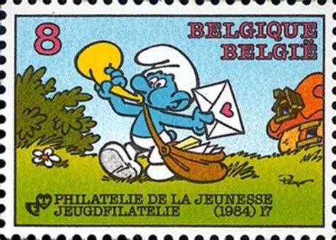 Briefmarken Online Drucken Schweiz by Kleine Blaue Kobolde Erobern Die Welt Dbz Deutsche