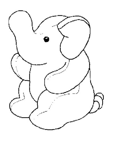 cute elephant coloring page free printable elephant coloring pages for kids