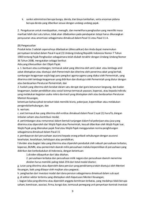 Administrasi Pajak Smkmak Kelas Xi K2013 pajak translate