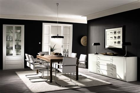black and white home interior a timeless combination how to apply black and white color