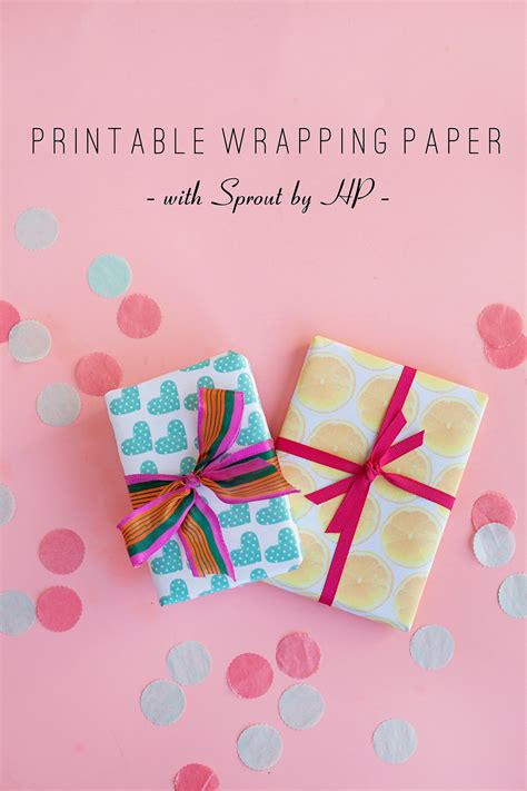 printable dr who wrapping paper tell diy wrapping paper with sprout by hp tell love and