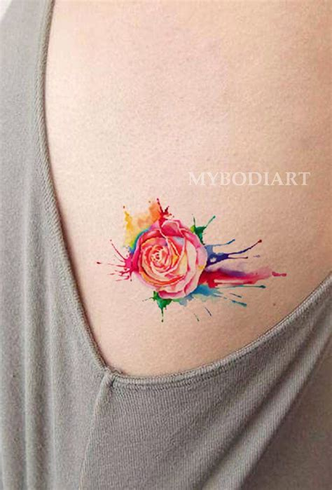 melting rose tattoo 980 best ideas images on