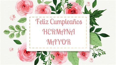 hermana mayor feliz cumpleanos hermana mayor www imgkid com the