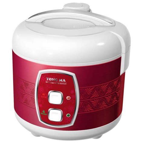 Rice Cooker Merk Yongma jual yong ma magicom mc 4450 p mc3150 ymc501 merah