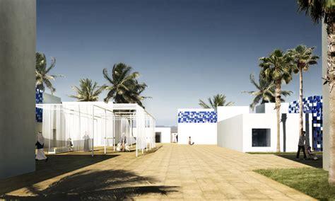 Landscape Architect Qatar New City Development Al Dhakira Qatar E Architect