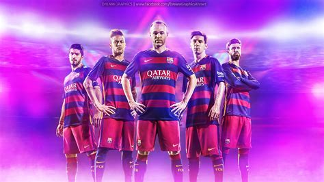 wallpaper barcelona chions 2015 barcelona 2015 2016 wallpaper by dreamgraphicss on deviantart