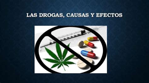 las drogas en la 8417067329 las drogas causas y efectos