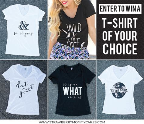 Shirt Giveaway - cents of style t shirt giveaway printable crush