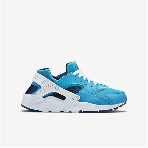boys blue nike air huarache boys blue lagoon the sole supplier