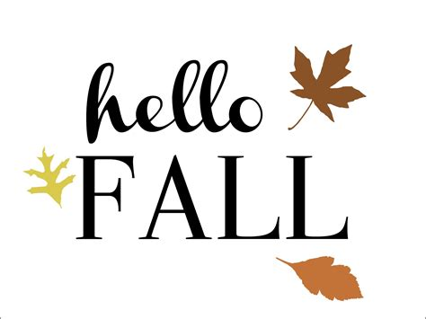 printable fall decorations hello fall harvest wreath free printable made in a day