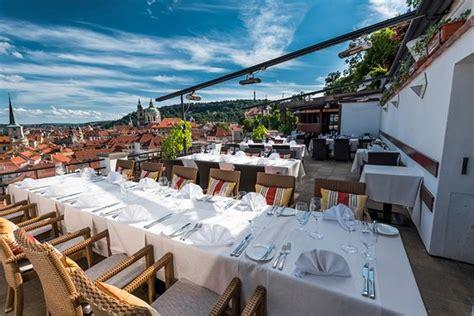 Terrasse U Zlate Studne by Golden Well Hotel Praga Rep 250 Blica Checa Opiniones Y