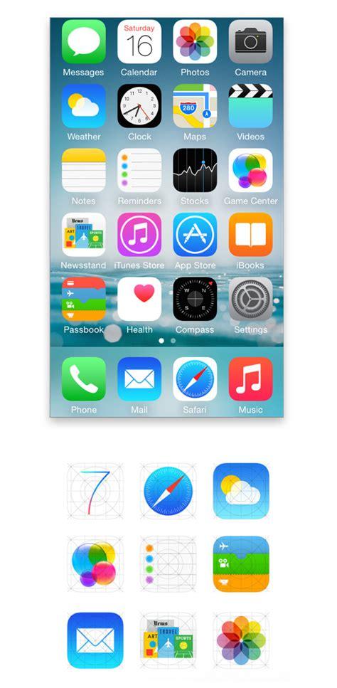 design apple ios 10 top tips on creating flat design graphics