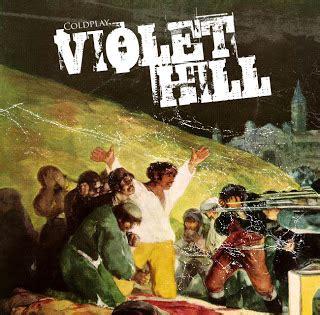 traduzione testo viva la vida coldplay violet hill ufficiale testo e