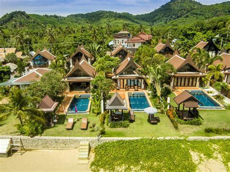 Alanta Villa Koh Lanta Krabi Rentbyowner Rentals Front Pool Villa Koh Lanta Lanta Island Property