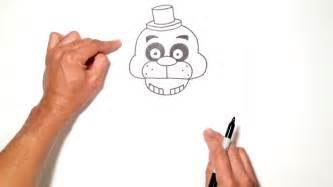 How to draw freddy fazbear from five nights at freddy s arcmel com