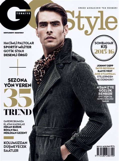 gq hairstyles fall 2015 jon kortajarena en portada de gq style turqu 237 a fall winter