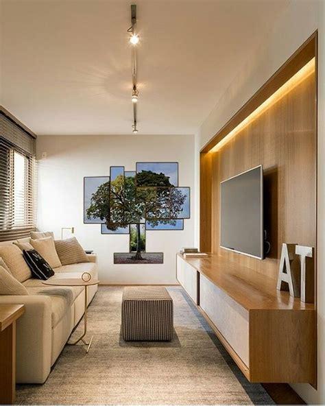 decorar living triplex 25 melhores ideias de painel para tv sala no pinterest