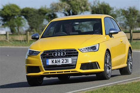 Test Audi S1 by New Audi S1 Review Auto Express