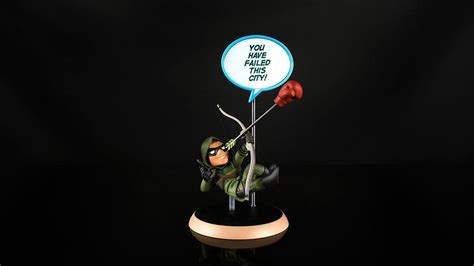 Qmx Q Fig Green Arrow Dc Comics buy toys and models dc comics q fig figure green arrow 10 cm archonia