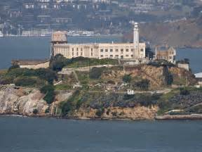 alcatraz island lighthouse san francisco california