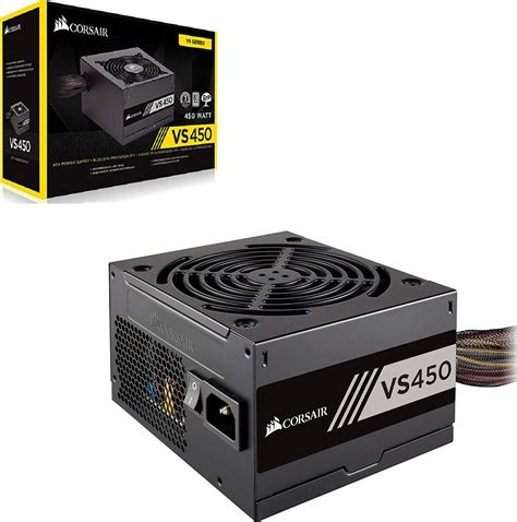 Corsair Vs450 Power Supply 450w corsair vs450 450 watts atx 12v v2 31 power supply cp