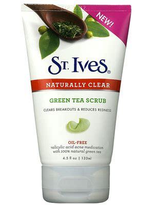 Green Tea Fleecy Scrub Original Terlaris st ives naturally clear green tea scrub cleanser reviews in exfoliators