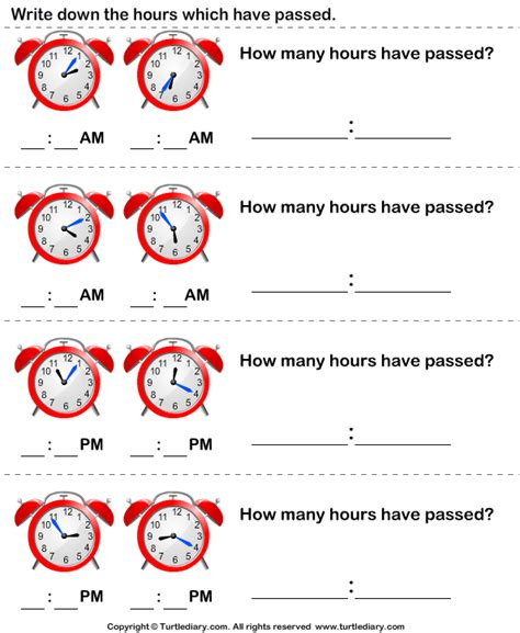 Elapsed Time Worksheets by Math Worksheets Grade Time Elapsed Math Best Free