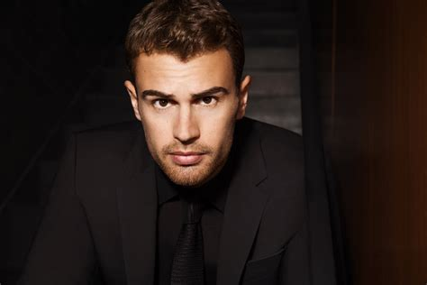 www theo new face theo james x boss gq south africa