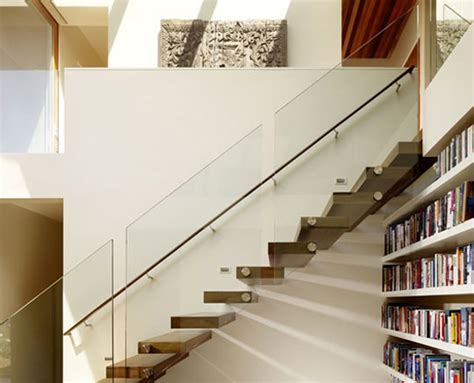 top ten staircase window western home decorating top 10 glass staircase designs