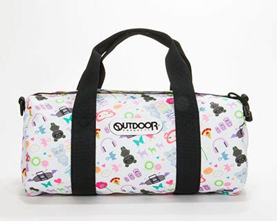 Caracter Mini Bag amiami character hobby shop pripara x outdoor products drum bag mini released
