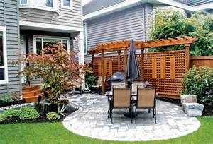 transform your mid sized backyard into an inviting patio
