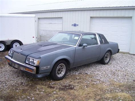 1987 buick regal limited turbo find used 1987 buick regal limited turbo in cantril iowa