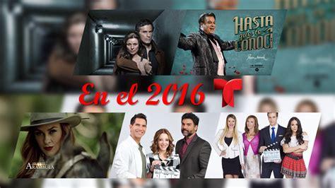 2016 en novelas de univision image gallery telemundo novelas 2016