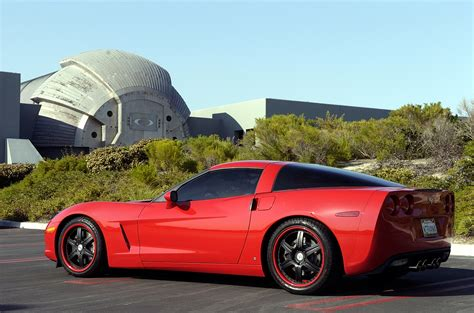 corvette aftermarket rims pics of regular c6 s with aftermarket rims only no z06