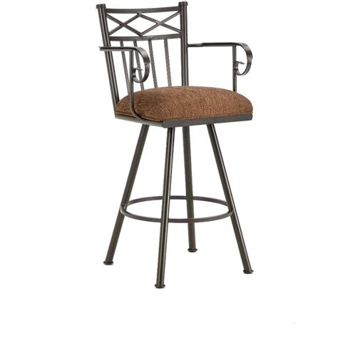 26 inch counter stools with arms 26 inch counter height stool with arms rc