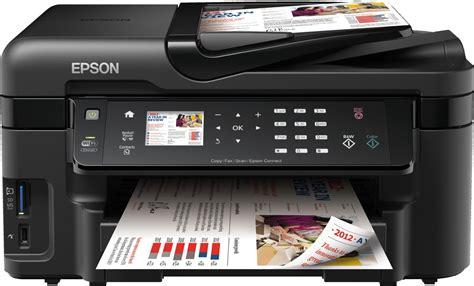 Printer Epson Workforce Wf 3520 hp officejet 7610 wide format vs epson workforce wf 3520