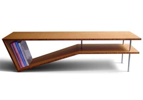 Slim Coffee Tables Slim Slant Coffee Table Coffee Tables Better Living Through Design
