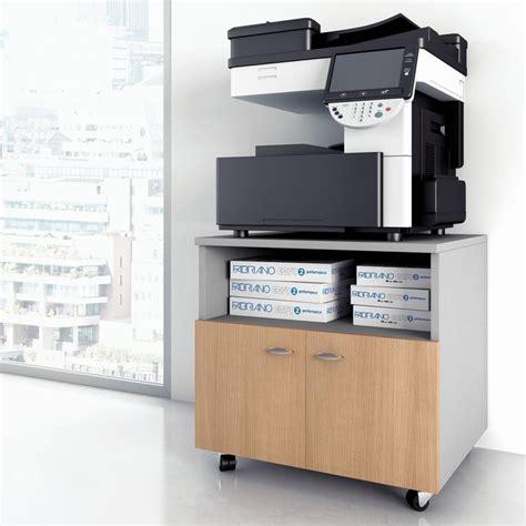 fotocopiatrice ufficio mobile porta fotocopiatrice ecoufficio