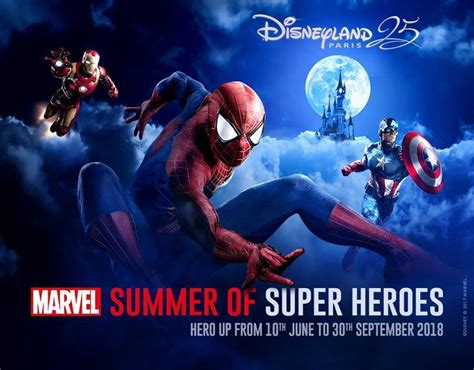 summer marvel super heroes coming