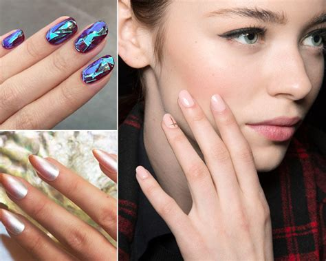 new nail trends for 2015 the 6 hottest nail trends of 2015 instyle com