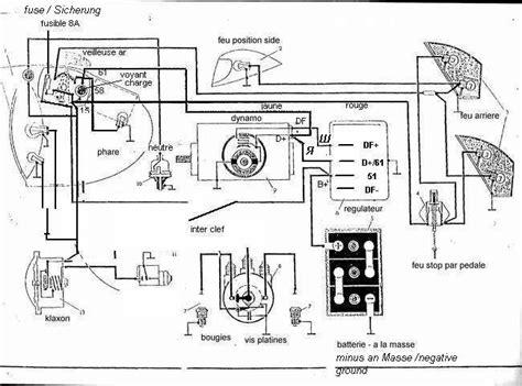 Ural Motorrad Schaltplan by Powerdynamo Gmbh 6v Regler F 252 R Motorrad Dynamoanlagen