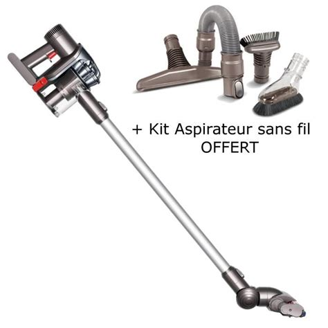 Aspirateur Balai Sans Fil Pas Cher 5796 by Aspirateur Balai Dyson Dc45 Kit Aspirateur Sans Fil