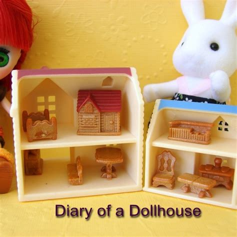 littlest pet shop doll house tiny calico critters dollhouses for my littlest pet shop blythe doll diary of a